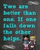Classroom Community Quote Posters