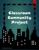 Classroom Community Project- Mapping