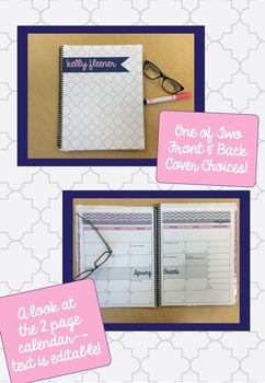 Classroom Companion -- Year Long Planner