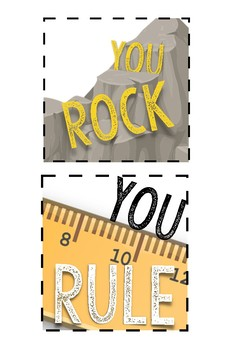 Classroom Compliment Cards