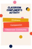 Classroom Compliments Activity Sheet
