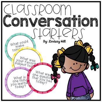 Classroom Conversation Starters