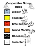 Classroom Cooperative Group Roles