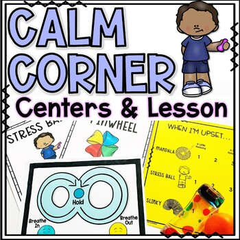 Coping Skills Centers and Lesson