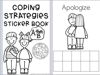 Classroom Coping Strategies Pack