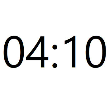 Classroom Countdown Timer