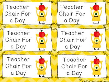 Classroom Coupon Set