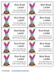 Classroom Reward Coupons - 82 Different Coupons for Behavi