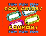 "Classroom Coupons-Classroom Management System ""Coupon Good For..."""
