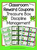 Classroom Coupons/Discipline Management