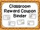 Classroom Coupons as Rewards