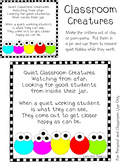 Classroom Creatures