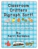 Classroom Critters! A Digraph Sort