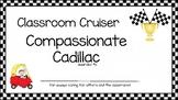 Classroom Cruiser Awards