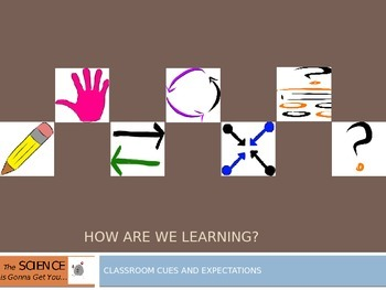 Classroom Cues and Expectations
