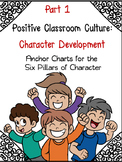 Classroom Culture: Character Development