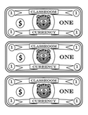 Classroom Currency