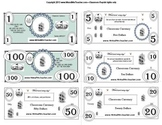Classroom Currency - Complete classroom money system with guide