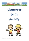 Classroom Daily Physical Activity