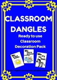 Classroom Dangles Decoration Pack