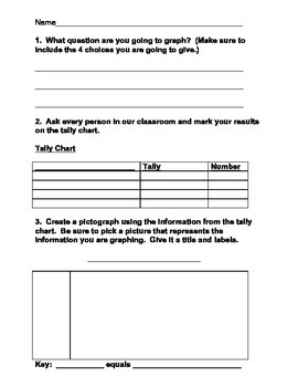Classroom Data Collection with Graphs