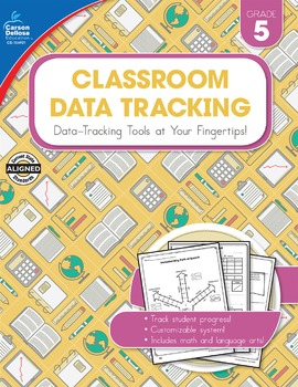 Classroom Data Tracking Grade 5 SALE 20% OFF 104921
