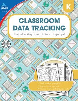 Classroom Data Tracking Grade K SALE 20% OFF 104916