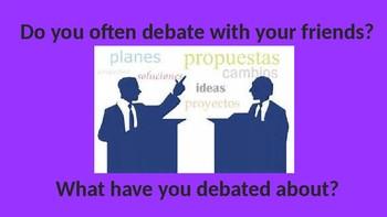 Classroom Debate