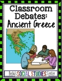 Classroom Debates About Ancient Greece