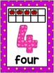 Classroom Decor   0 - 20 Number Posters