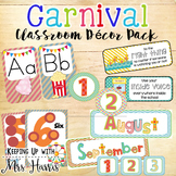 Carnival Classroom Decor - Carnival Themed Room