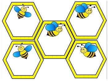 Classroom Decor Bees