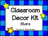 Star Classroom Theme
