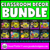 Classroom Decor BUNDLE 1st Edition (Theme Classroom Bundle)