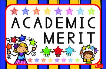 Classroom Decor Academic Posters