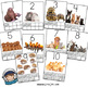 Classroom Decor Alphabet Posters, Numbers Posters, Colors Posters with Images