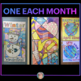 ALL YEAR Collab Poster BUNDLE for Doors & Bulletin Boards: Back to School incl.