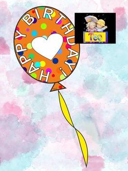 Classroom Decor Balloons
