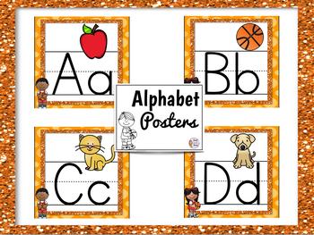 Classroom Decor Basketball Theme