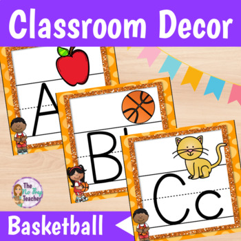 Classroom Decor Basketball Theme