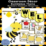 Classroom Decor - Bee Theme