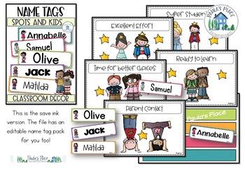 Behavior Clip Chart Classroom Decor