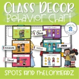 Behavior Clip Chart Classroom Decor