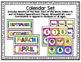 Bright Colors Classroom Decor - EDITABLE Colorful Classroom Decor