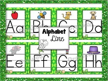 Classroom Decor Bug Theme