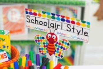Classroom Decor Bugs - Full Collection Bundle