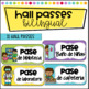 Classroom Decor Bundle 2 in Spanish