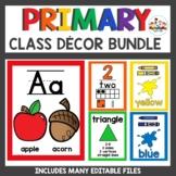 Primary Class Decor Bundle