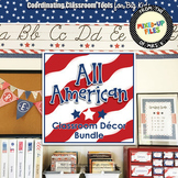 Patriotic Classroom Decor Bundle