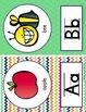 Classroom Decor Bundle, Bright Chevron and Dots